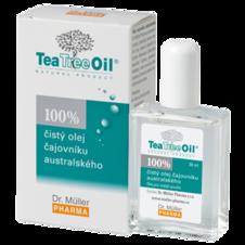 Dr. Müller Tea Tree Oil 100 % ČISTÝ OLEJ 10ml
