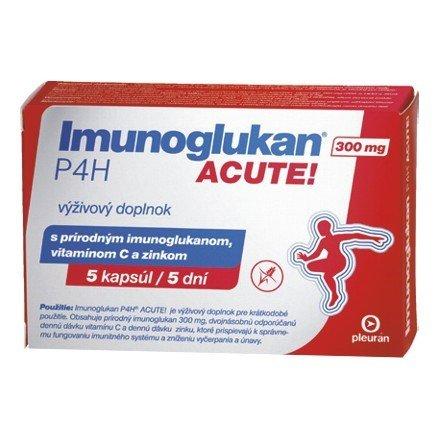 Imunoglukan P4H ACUTE 5 kps