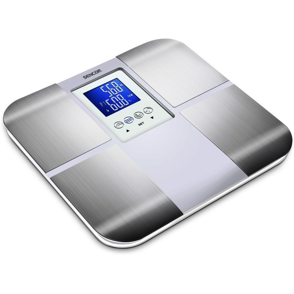 SBS 6015WH osobná váha SENCOR