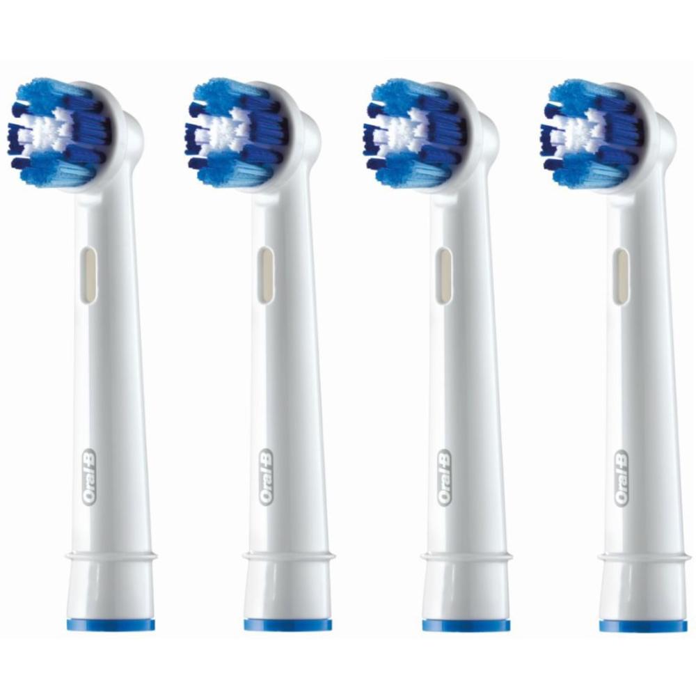 EB 20 - 4 (17-4) NAHR. KART. BRAUN - Oral-B Precision Clean EB 20 4ks