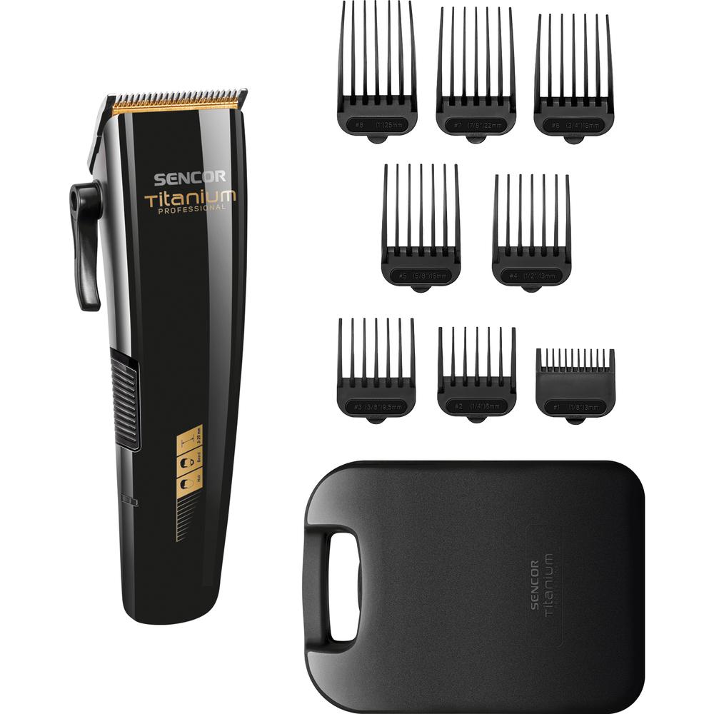 SHP 8400BK zastřihovač vlasov SENCOR