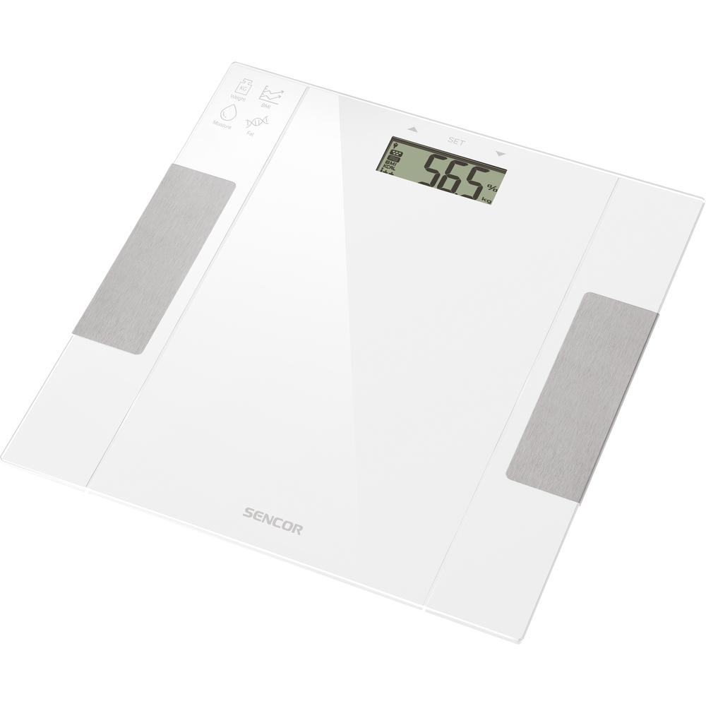 SBS 5051WH osobná fitness váha SENCOR