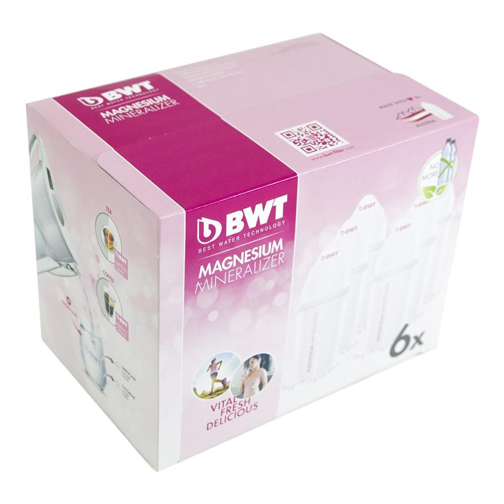 Náhradné filtre Mg2 6ks BWT