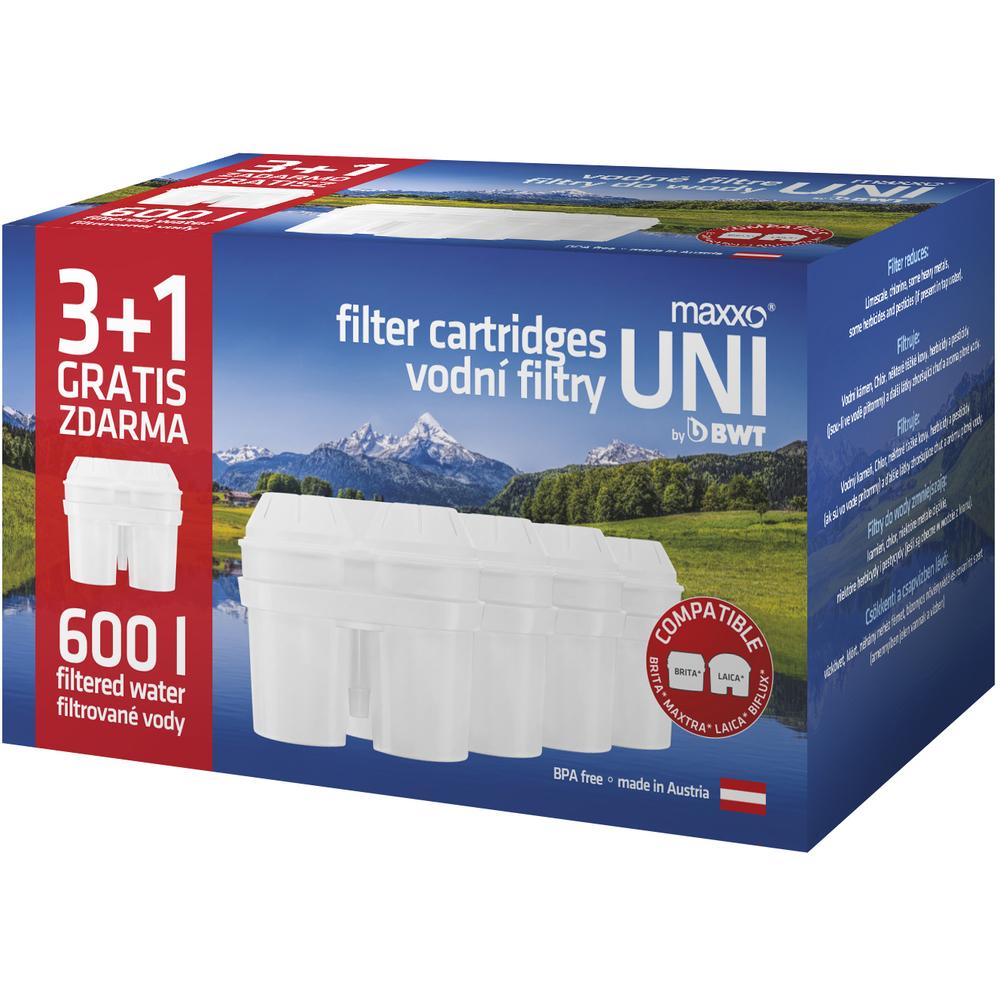 UNI filtre 3+1 MAXXO