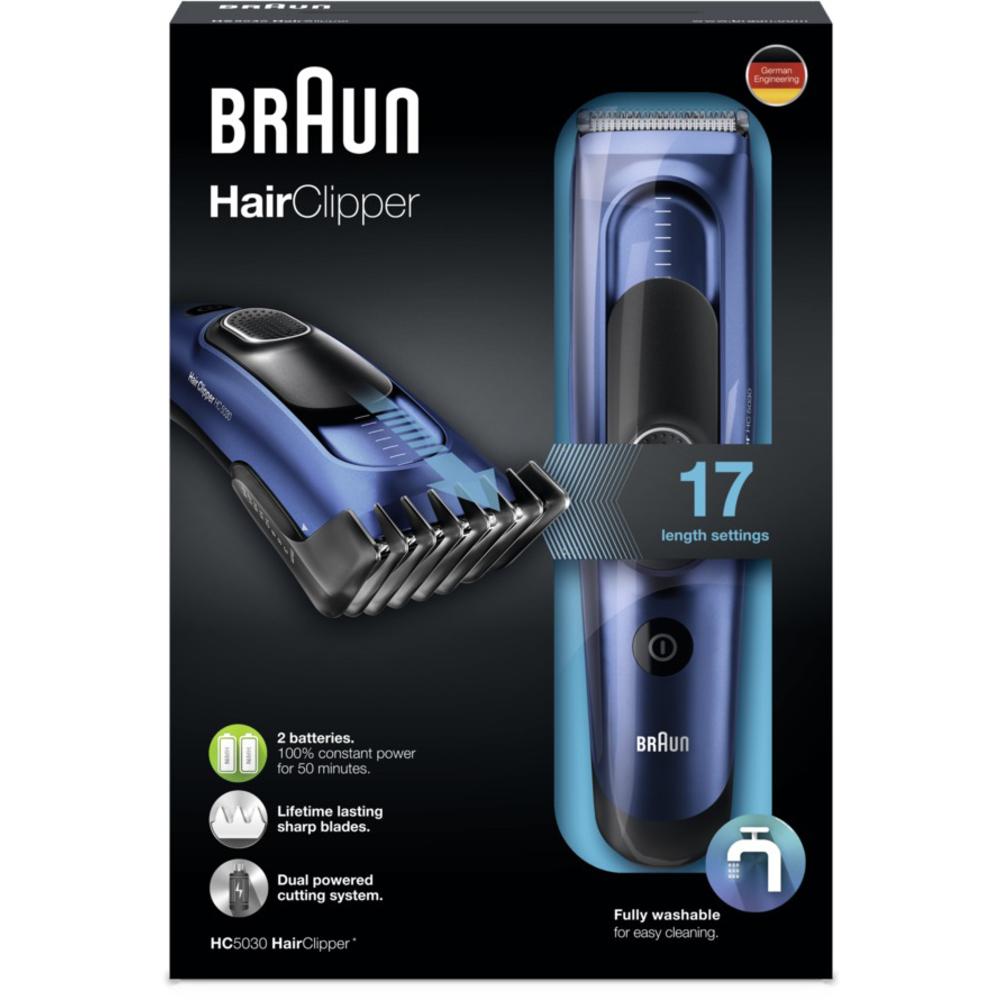 HC 5030 zastrihávač BRAUN