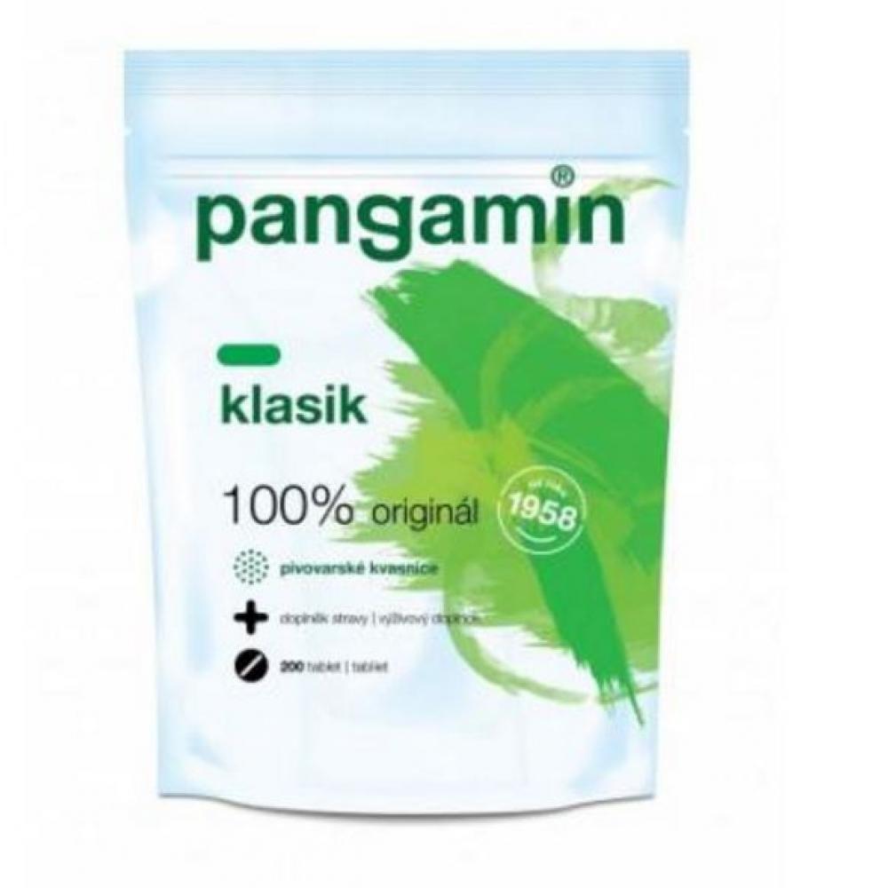 Pangamin B12 KLASIK tbl 200 -sáčok-