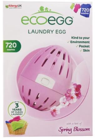 Ecoegg pracie vajíčko 720 praní, vôňa jarných kvetov