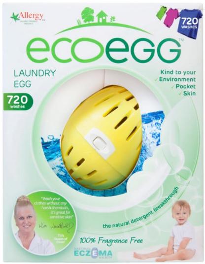 Ecoegg pracie vajíčko 720 praní, bez vône