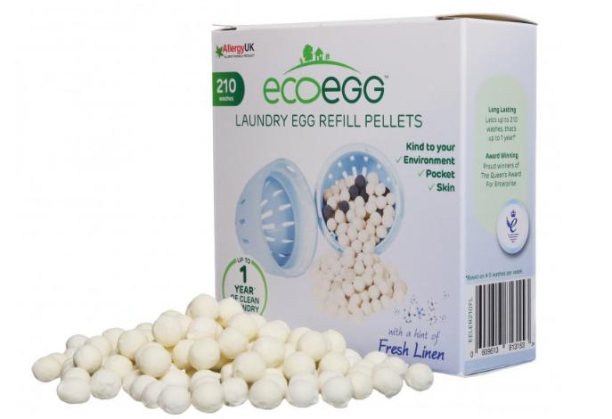 Ecoegg náplň do pracieho vajíčka 210 praní, vôňa sviežej bavlny