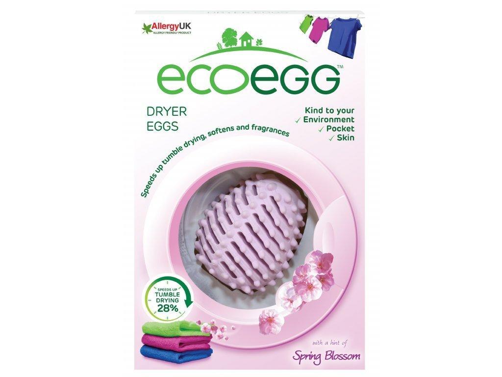 Ecoegg vajíčko do sušičky 2ks, vôňa jarných kvetov