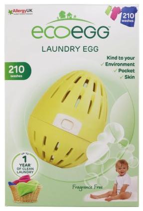 Ecoegg pracie vajíčko 210 praní, bez vône