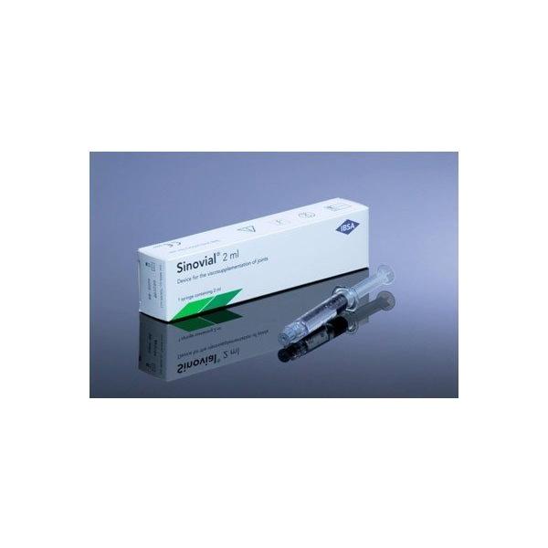 Sinovial HL 3,2%, na kĺby, 2 ml