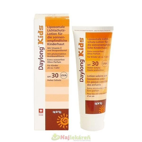 Daylong Kids SPF 30 krém 200 ml