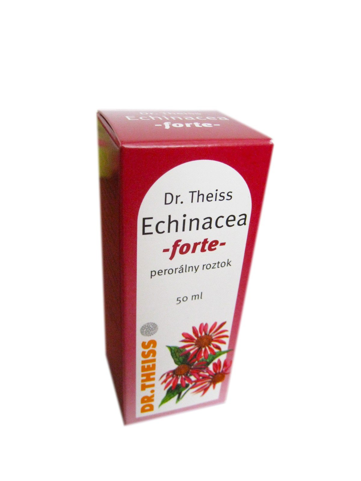 Dr.Theiss Echinacea forte sol.por.1 x 50 ml