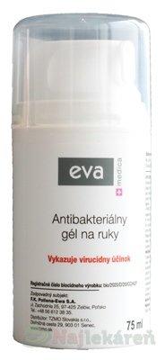 Eva Medica Antibakteriálny gél na ruky - Eva Medica Antibakteriálny gél na ruky 75 ml