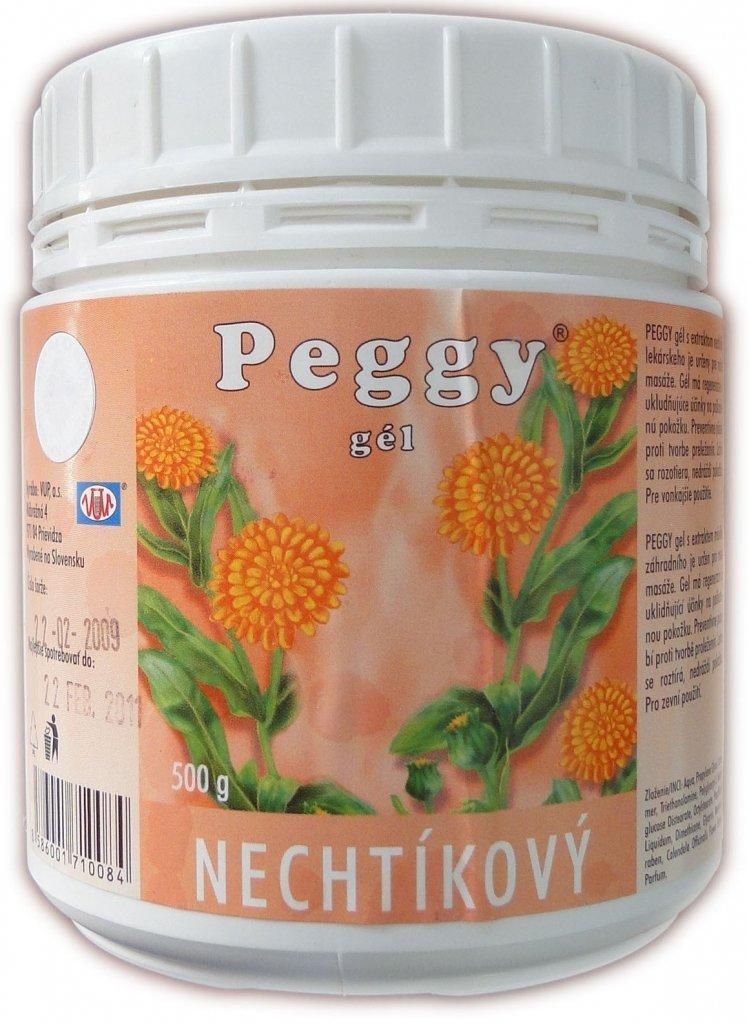 Peggy gél nechtíkový 500 g