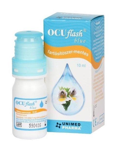 OCUflash blue 10ml - Unimed Ocuflash Blue Kvapky 10 ml