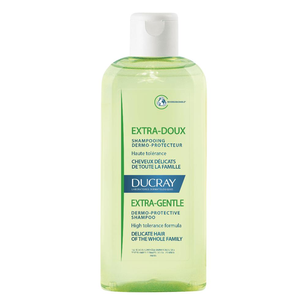 DUCRAY EXTRA-DOUX veľmi jemný ochranný šampón 200ml
