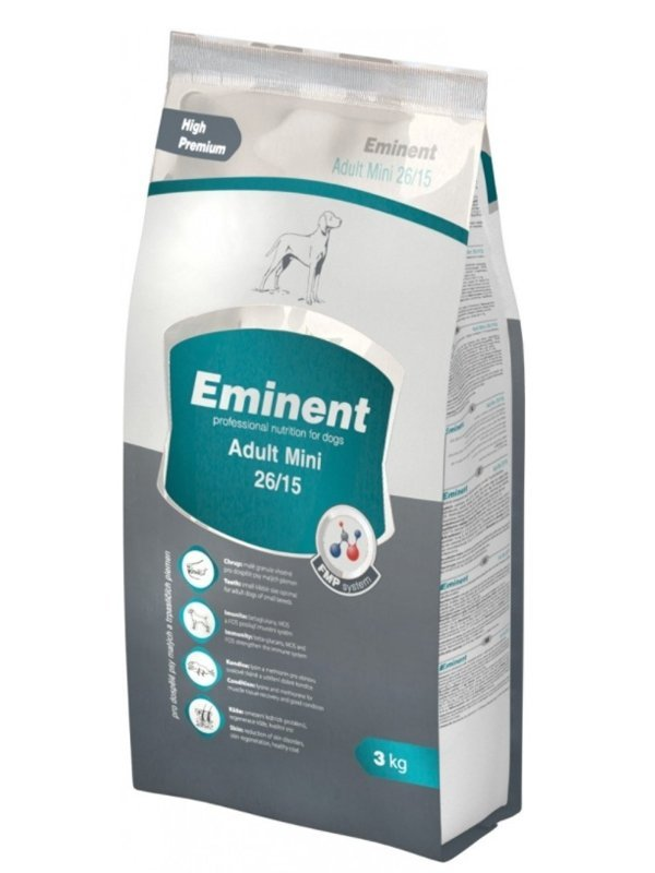 Eminent Dog Adult MINI 3 kg
