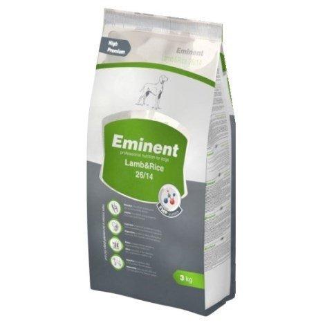 Eminent Dog Lamb & Rice 3 kg