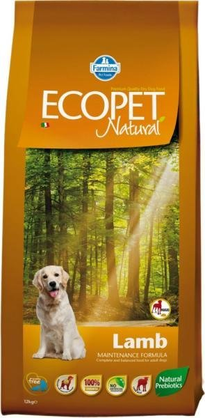 Farmina ECOPET dog adult medium, lamb 2,5 kg