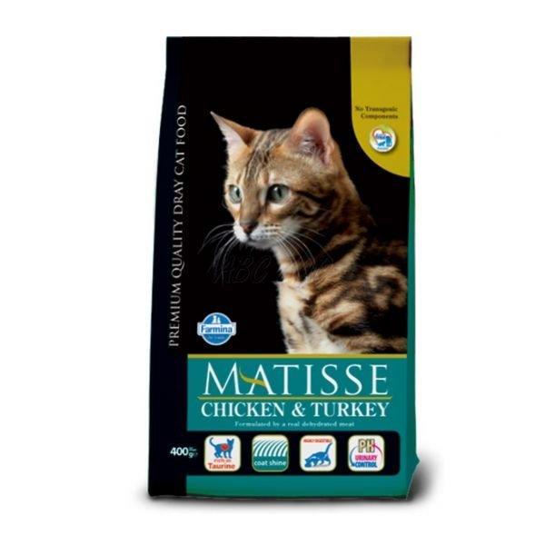 Farmina MATISSE cat adult, chicken & turkey 1,5 kg