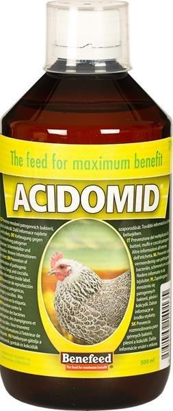 Acidomid D pre hydinu 500ML