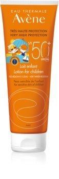 AVENE Mlieko pre deti SPF 50+ pre citlivú detskú kožu 250ml