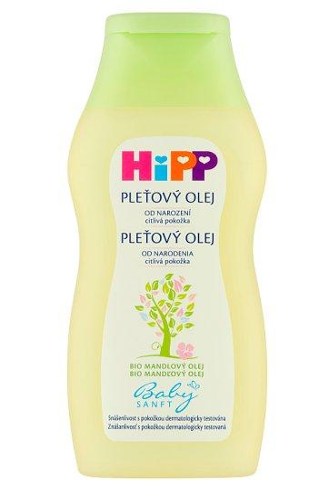 Hipp pleťový olej pre deti 200 ml