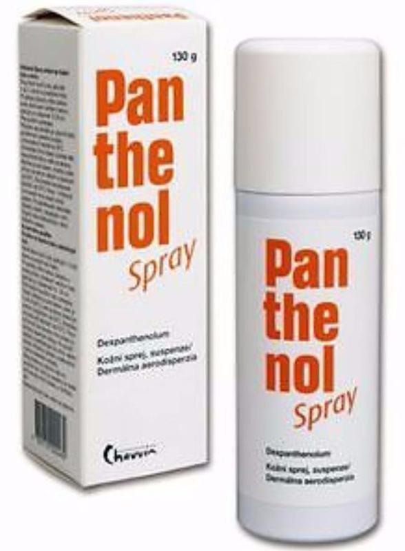 Panthenol Spray aer.der.1x130g