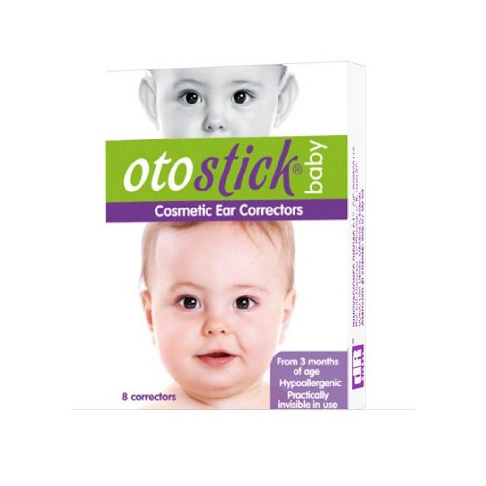 Otostick Baby kozmetické ušné korektory 8ks pre deti od 3mesiacov