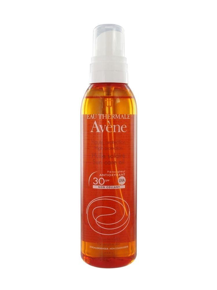 AVENE Slnečný olej SPF 30 pre citlivú pleť 200ml