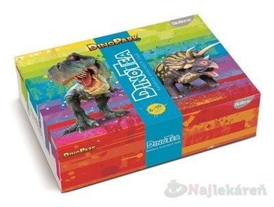Biogena DinoTea Maxi - Biogena DinoTea Maxi kolekcia 6 druhov čajov po 10 vrecúšok 60 ks