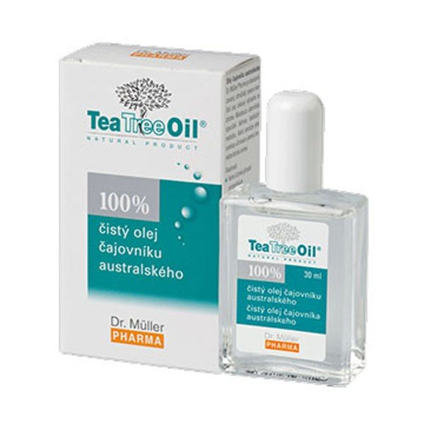 Dr. Müller Tea Tree Oil 100 % ČISTÝ OLEJ 30 ml
