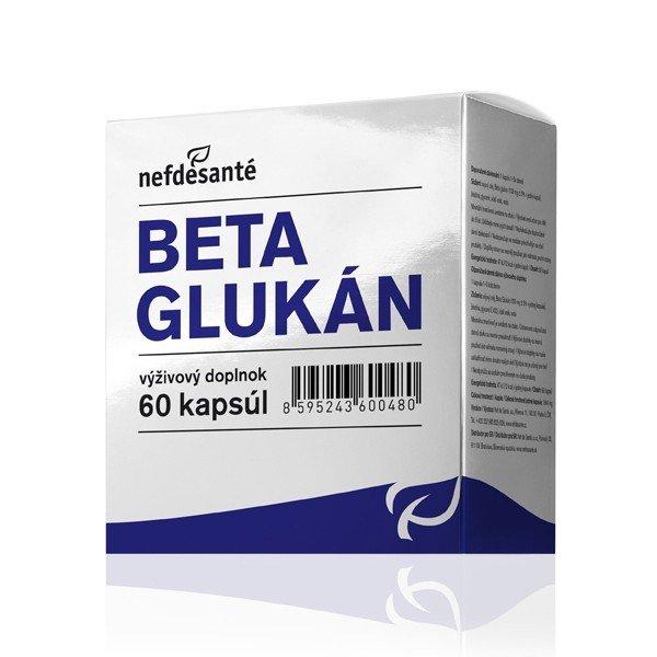 Nefdesanté Beta Glukán 60 kapsúl