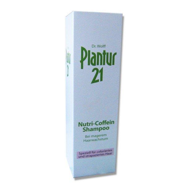 Plantur 21 Nutri-kofeínový šampón 250 ml