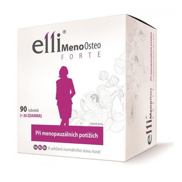 Elli MenoOsteo Forte premenopauza 90 + 30 tbl