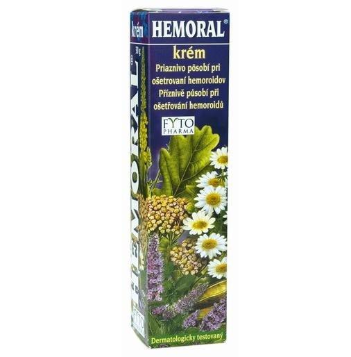 Fyto Pharma Hemoral krém 30 g