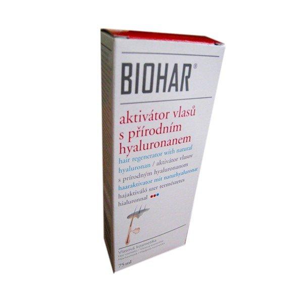 Biohar vlasová voda 75 ml