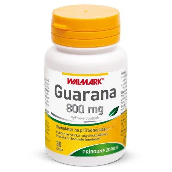 Walmark Guarana 800mg 30 tbl.