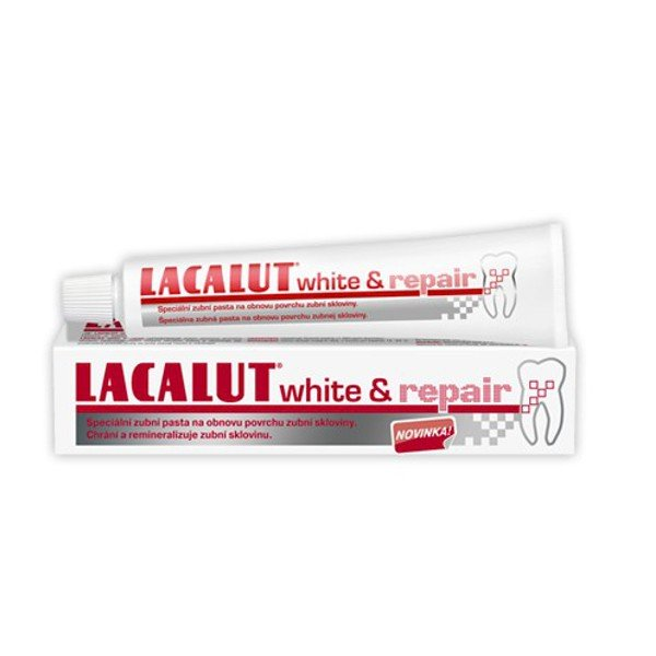 Lacalut White and repair 75 ml