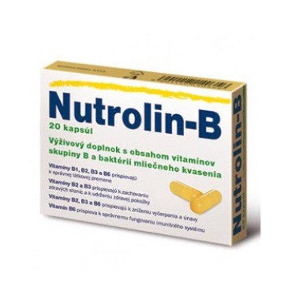 SD Pharma NUTROLIN B CPS 20