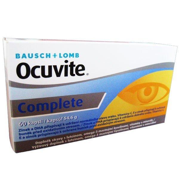 Ocuvite Complete 60 tbl