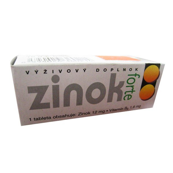 Naturvita Zinek Forte 60 tablet