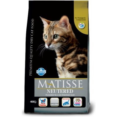Farmina MO P MATISSE cat adult, neutered 0,4 kg