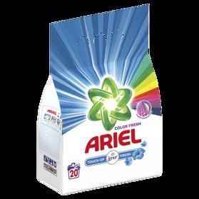 ARIEL Touch Of Lenor Fresh prací prášok (20 praní) 1.5 kg