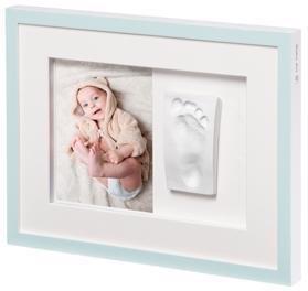 BABY ART Rámček na odtlačky a fotografiu Tiny Style Crystalline