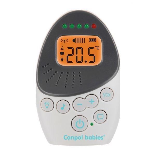 CANPOL BABIES Opatrovateľka detská elektronická obojsmerná EasyStart Plus