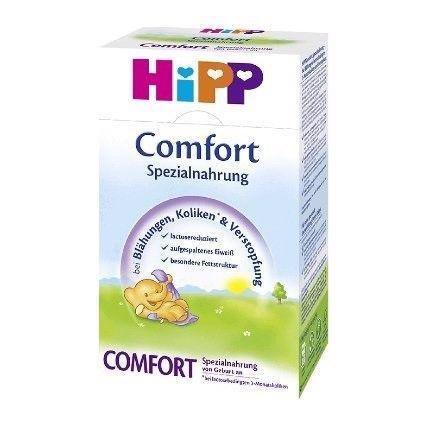 HiPP Mlieko dojčenské špeciálne Comfort 500g - HiPP Comfort 500 g