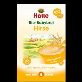 HOLLE Kaša nemliečna Bio pšenová 250 g